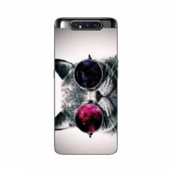 Coque Samsung Galaxy A80 Chat Fashion