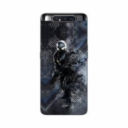 Coque Samsung Galaxy A80 police swat