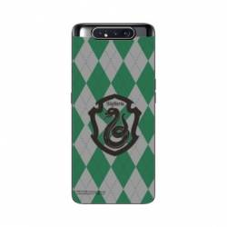 Coque Samsung Galaxy A80 WB License harry potter ecole Slytherin