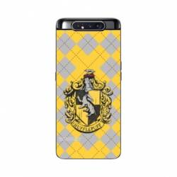 Coque Samsung Galaxy A80 WB License harry potter ecole Hufflepuff