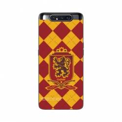 Coque Samsung Galaxy A80 WB License harry potter ecole Griffindor
