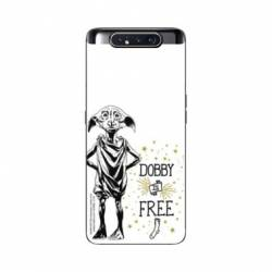 Coque Samsung Galaxy A80 WB License harry potter dobby Free B