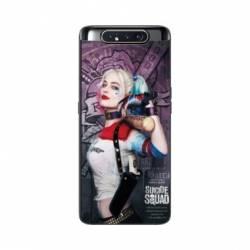 Coque Samsung Galaxy A80 Harley Quinn Batte