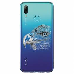 Coque transparente Huawei Honor 10 Lite / P Smart (2019) aigle
