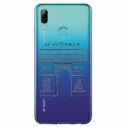 Coque transparente Huawei Honor 10 Lite / P Smart (2019) Arc triomphe