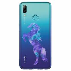Coque transparente Huawei Honor 10 Lite / P Smart (2019) Cheval Encre