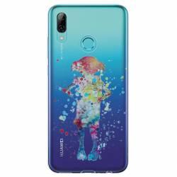 Coque transparente Huawei Honor 10 Lite / P Smart (2019) Dobby colore