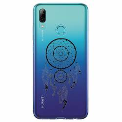 Coque transparente Huawei Honor 10 Lite / P Smart (2019) feminine attrape reve cle