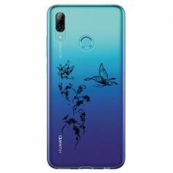Coque transparente Huawei Honor 10 Lite / P Smart (2019) feminine envol fleur