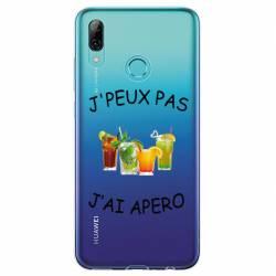 Coque transparente Huawei Honor 10 Lite / P Smart (2019) jpeux pas jai apero