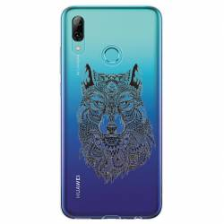 Coque transparente Huawei Honor 10 Lite / P Smart (2019) loup