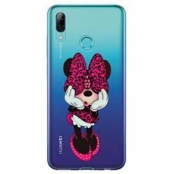 Coque transparente Huawei Honor 10 Lite / P Smart (2019) noeud papillon