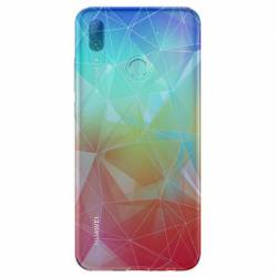 Coque transparente Huawei Honor 10 Lite / P Smart (2019) Origami