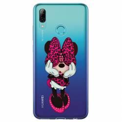 Coque transparente Huawei Y6 (2019) / Y6 Pro (2019) noeud papillon