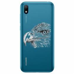 Coque transparente Huawei Y5 (2019) aigle