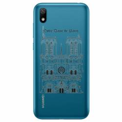 Coque transparente Huawei Y5 (2019) Notre Dame Paris