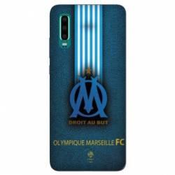 Coque Huawei P30 Olympique Marseille OM Bande