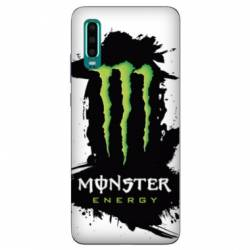 Coque Huawei P30 Monster Energy tache