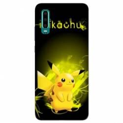 Coque Huawei P30 Pokemon Pikachu eclair