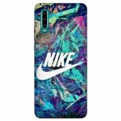 Coque Huawei P30 Nike Turquoise
