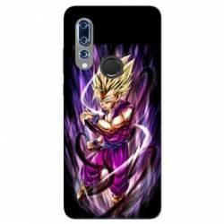 Coque Huawei P30 LITE Manga Dragon Ball Sangohan violet