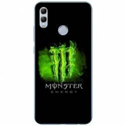 Coque Huawei Honor 10 Lite / P Smart (2019) Monster Energy Vert