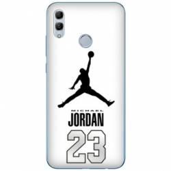 Coque Huawei Honor 10 Lite / P Smart (2019) Jordan 23 Blanc