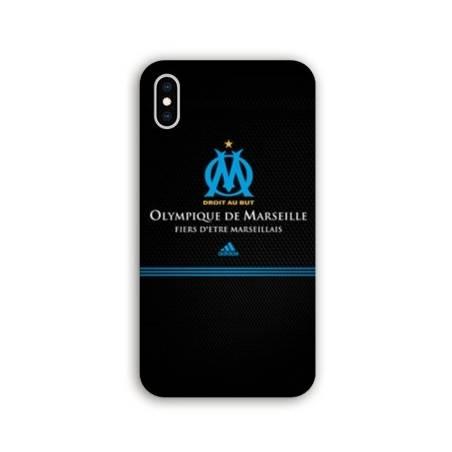 Coque Wiko Y80 Olympique Marseille OM Fier etre Marseillais