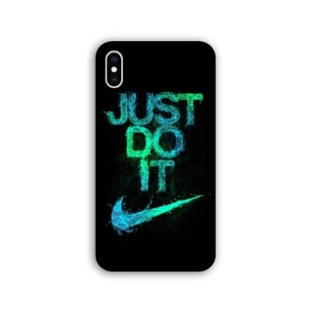 Coque pour Wiko Y80 Nike Just do it