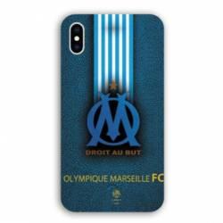 Coque Wiko Y60 Olympique Marseille OM Bande