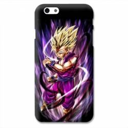Coque Iphone 6 / 6s Manga Dragon Ball Sangohan violet