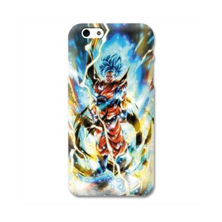 Coque Iphone 6 / 6s Manga Dragon Ball Sangoku Blanc