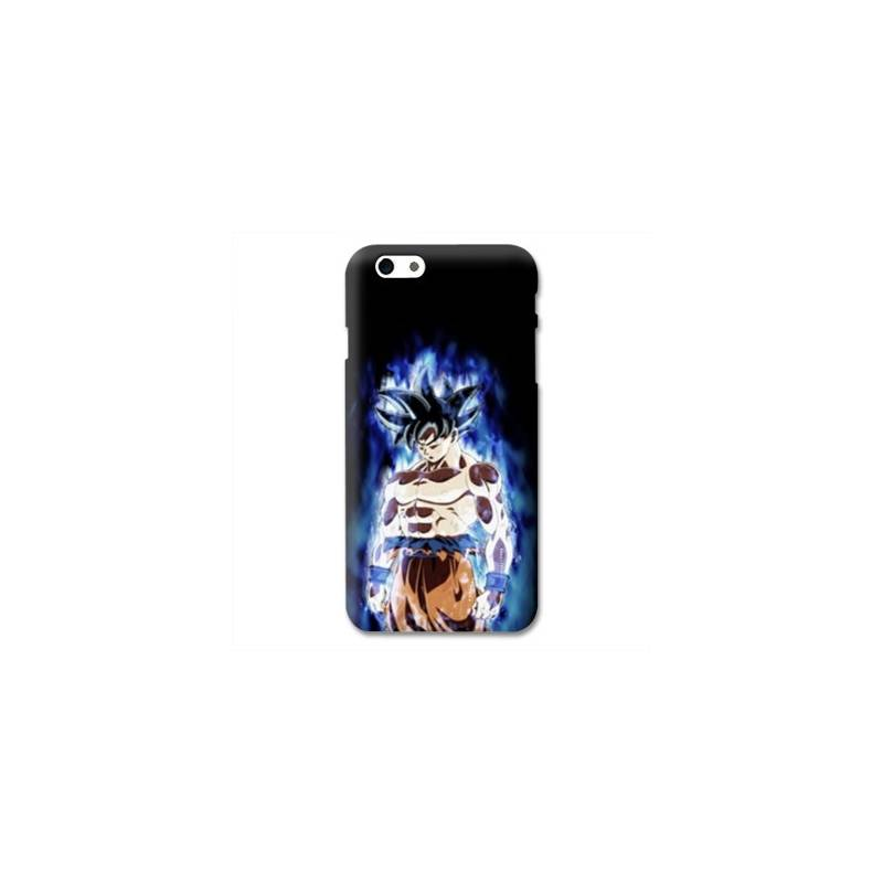 Coque Iphone 6 / 6s Manga Dragon Ball Sangoku Noir
