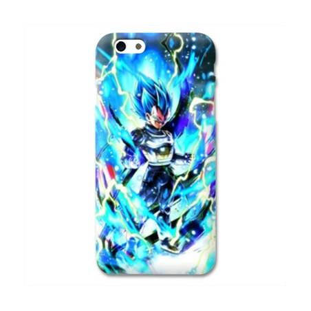 Coque Iphone 6 / 6s Manga Dragon Ball Vegeta Bleu