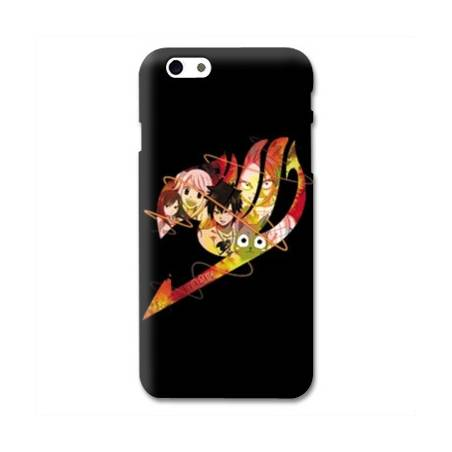 Coque Iphone 6 / 6s Manga Fairy Tail Logo Noir