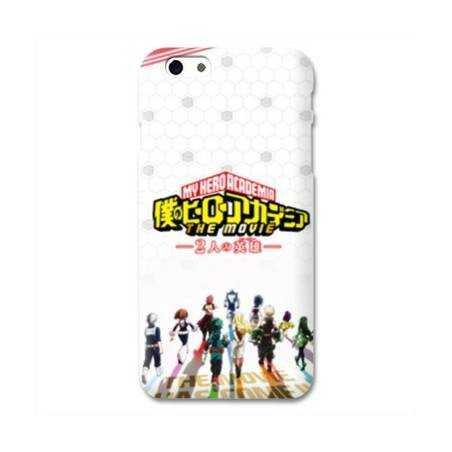 Coque Pour Iphone 6 / 6s Manga My hero academia blanc