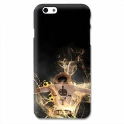 Coque Iphone 6 / 6s Manga One Piece Ace noir