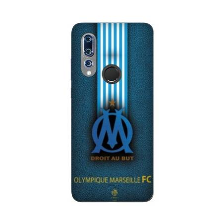 Coque Wiko View 3 Olympique Marseille OM Bande