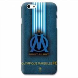 Coque Iphone 6 / 6s Olympique Marseille OM Bande