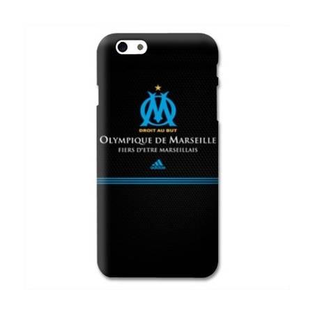 Coque Iphone 6 / 6s Olympique Marseille OM Fier etre Marseillais
