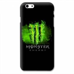 Coque Iphone 6 / 6s Monster Energy Vert