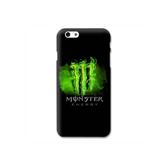 Coque Iphone 6 / 6s Monster Energy Vert