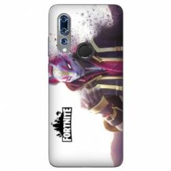 Coque Wiko View 3 Fortnite Blanc