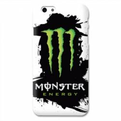 Coque Iphone 6 / 6s Monster Energy tache