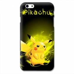 Coque Iphone 6 / 6s Pokemon Pikachu eclair