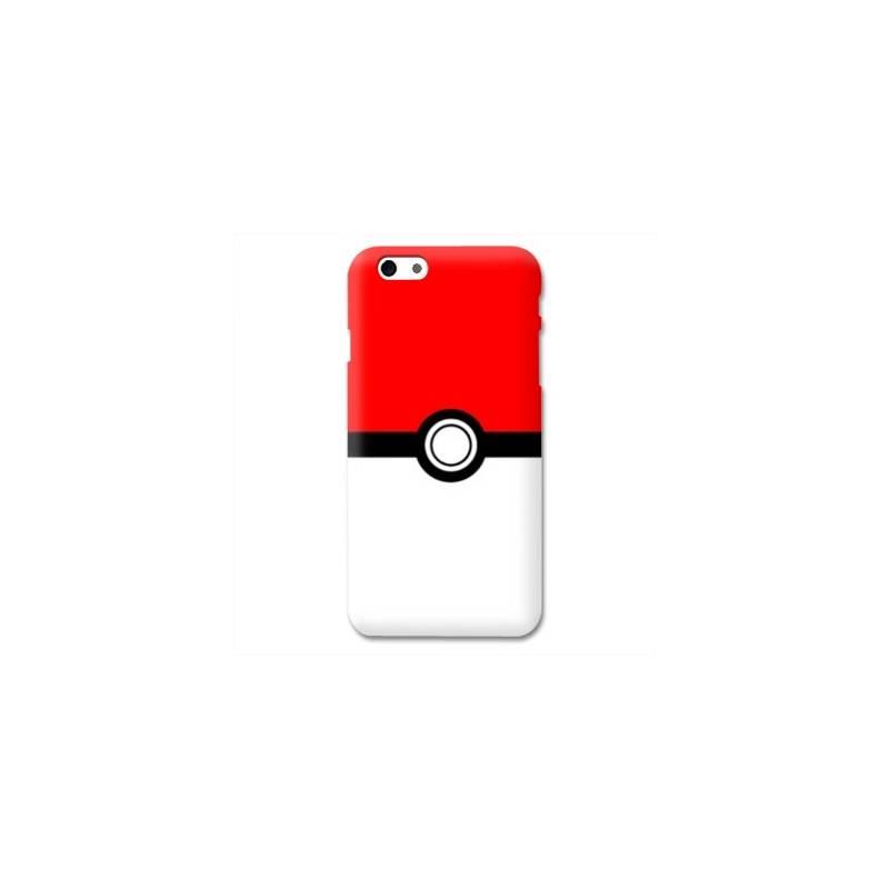 Coque Iphone 6 / 6s Pokemon Pokeball