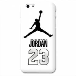 Coque Iphone 6 / 6s Jordan 23 Blanc