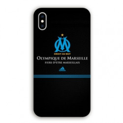 Coque Iphone X / XS Olympique Marseille OM Fier etre Marseillais
