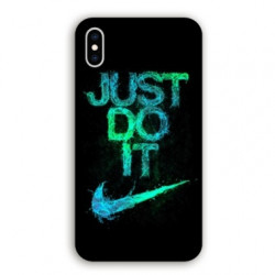 Coque Iphone X / XS Nike Just do it