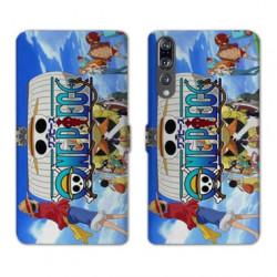 RV Housse cuir portefeuille Huawei P30 PRO Manga One Piece Sunny